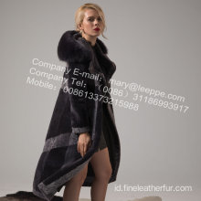 Wanita Winter Coat With Fur